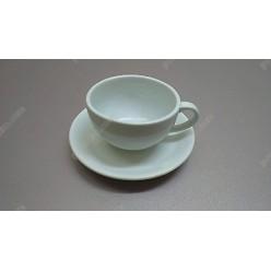 Alt porcelain Чашка для чаю з блюдцем 320 мл (Alt porcelain)