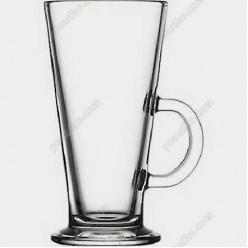 Irish glass Чашка конус з ручкою на чаші Colombian 360 мл (Pasabahce)