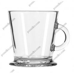 Irish glass Чашка конус з ручкою на чаші Acapulco d-75 мм, h-81 мм 180 мл (Libbey)