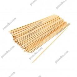 Бамбукові Шампура для шашлику L-100 мм, d-2 мм (China)