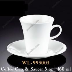 Wilmax Чашка для кави з блюдцем 160 мл (Wilmax)