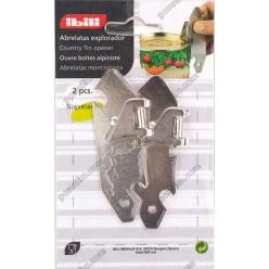 Accessories Відкривачка для банок, пляшок L-80 мм (Ibili)