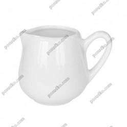 Helfer white Молочник білий d-63 мм, h-60 мм 100 мл (Helfer)