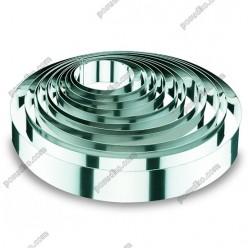 Кільце гарнірне Форма для формовки та випічки кругла d-100 мм, h-35 мм 270 мл (Lacor)