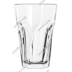 Gibraltar twist Склянка висока d-88 мм, h-130 мм 355 мл (Libbey)