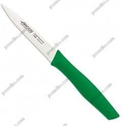 Nova Ніж для овочів з зубцями зелена ручка L-210 мм (Arcos)
