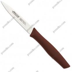 Нож для овощей зубчатый Nova