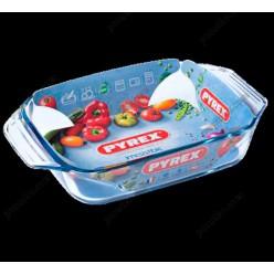 Pyrex glass Irresist Форма для запікання та випічки прямокутна з ручками 310 х210 мм, h-60 мм 2,1 л (Pyrex, ARC international)