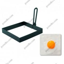 Moka Форма для яєчні з ручкою квадратна 100 х100 мм, h-15 мм (Ibili)