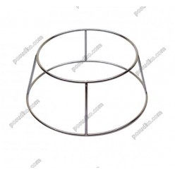 Accessories Підставка для тарілки, блюда d-240/185 мм, h-110 мм (Winco)