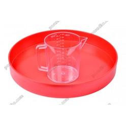 Для вимірів Чашка вимірювальна  1,0 л (МЕД)