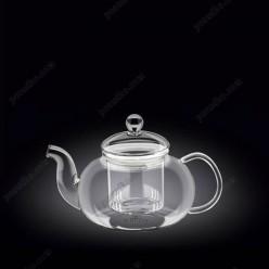 Wilmax thermo Чайник заварювальний з скляним фільтром 620 мл (Wilmax)