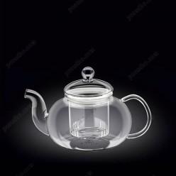 Wilmax thermo Чайник заварювальний з скляним фільтром 770 мл (Wilmax)