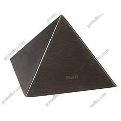 Кільце гарнірне Форма для формовки та випічки піраміда 90 х90 мм, h-60 мм (Ibili)