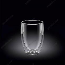 Wilmax thermo Склянка з подвійною стінкою висока 250 мл (Wilmax)