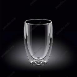 Wilmax thermo Склянка з подвійною стінкою висока 300 мл (Wilmax)