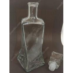 Айс Карафа для міцного алкоголю з корком 500 мл (EverGlass)