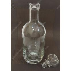 Moonea Карафа для міцного алкоголю з корком 500 мл (EverGlass)