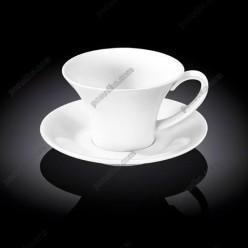 Wilmax Чашка для чаю з блюдцем 330 мл (Wilmax)