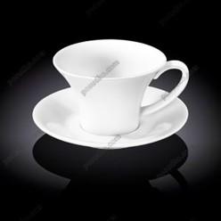 Wilmax Чашка для чаю з блюдцем 430 мл (Wilmax)