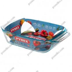 Pyrex glass Irresist Форма для запікання та випічки прямокутна з ручками 270 х170 мм, h-60 мм 1,4 л (Pyrex, ARC international)