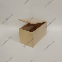 Ящик для пакетованого чаю 150 х80 мм, h-90 мм (Поділля)