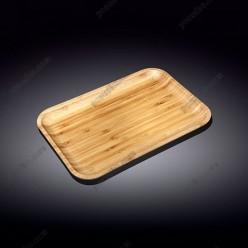 Wilmax bamboo Блюдо прямокутне 230 х125 мм (Wilmax)