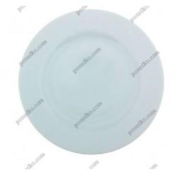 Еко Тарілка кругла мілка d-240 мм (Добруш фарфор, Білорусь)