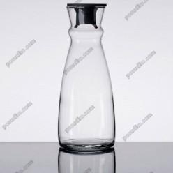 Fluid Карафа для вина з пластиковою кришкою d-100 мм, h-224 мм 1,0 л (Luminarc, France)