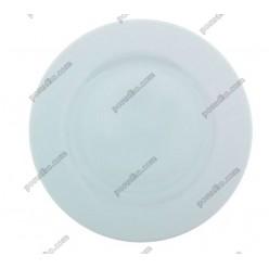 Еко Тарілка кругла мілка d-175 мм (Добруш фарфор, Білорусь)