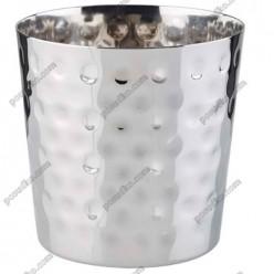 Snack holder Ємність для подачі чеканка d-85 мм, h-85 мм 300 мл (APS)