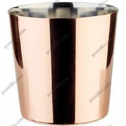 Snack holder Ємність для подачі мідна d-85 мм, h-85 мм 300 мл (APS)