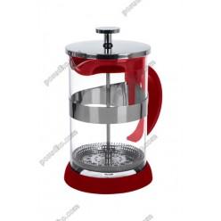 Carcade Френчпрес для кави, чаю червоний 800 мл (Ringel)