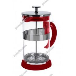 Carcade Френчпрес для кави, чаю червоний 1,0 л (Ringel)