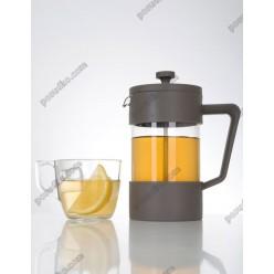 Barberry Френчпрес для кави, чаю бежевий 600 мл (Ringel)