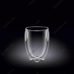 Wilmax thermo Склянка з подвійною стінкою висока 200 мл (Wilmax)
