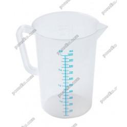 Для вимірів Чашка вимірювальна  1,0 л (FoREST)