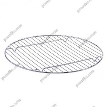 Аксесуари Решітка на ніжках хромована кругла d-400 мм (Martellato)