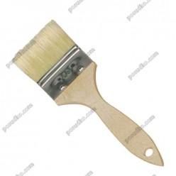 Кондитеру Пензлик кухонний з дерев`яною ручкою 80 мм, L-230 мм (Stalgast)