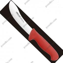 2900 Ніж для м`яса шкірозйомний червона ручка L-295 мм (Arcos)