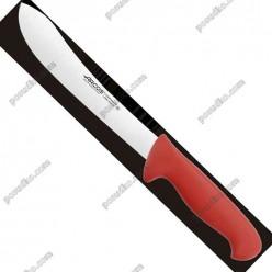 2900 Ніж для м`яса шкірозйомний червона ручка L-345 мм (Arcos)