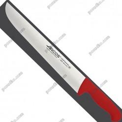 2900 Ніж для м`яса розробний червона ручка L-490 мм (Arcos)