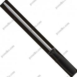 Правило Мусат для правки леза ножа чорна ручка L-230 мм (Arcos)