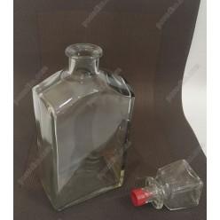 Ampel Карафа для міцного алкоголю з корком 500 мл (EverGlass)