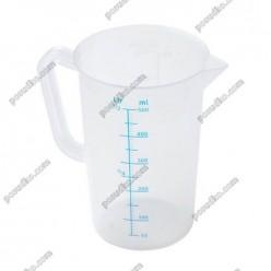 Для вимірів Чашка вимірювальна  500 мл (FoREST)