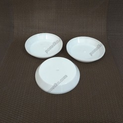 Appetizers Піала фуршетна кругла низька біла d-70 мм, h-12 мм 50 мл (Україна)