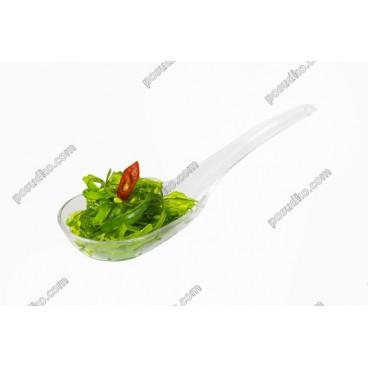 Appetizers Ложка для закусок глибока прозора L-120 мм (Україна)