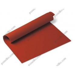 Професійний силікон Лист для випічки теракотовий темний 430 х360 мм