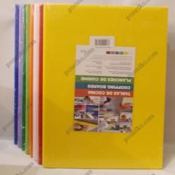 Board plastic 10 Дошка розробна жовта 400 х300х10 мм (Durplastics)