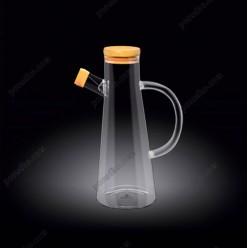 Wilmax thermo Пляшка для олії, оцту з корком 500 мл (Wilmax)